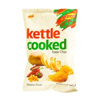Kitco Kettle Cooked Potato Chips Mexican Fiesta 40g