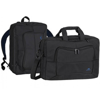 RivaCase Topload/Backpack Convertible 8490 Black