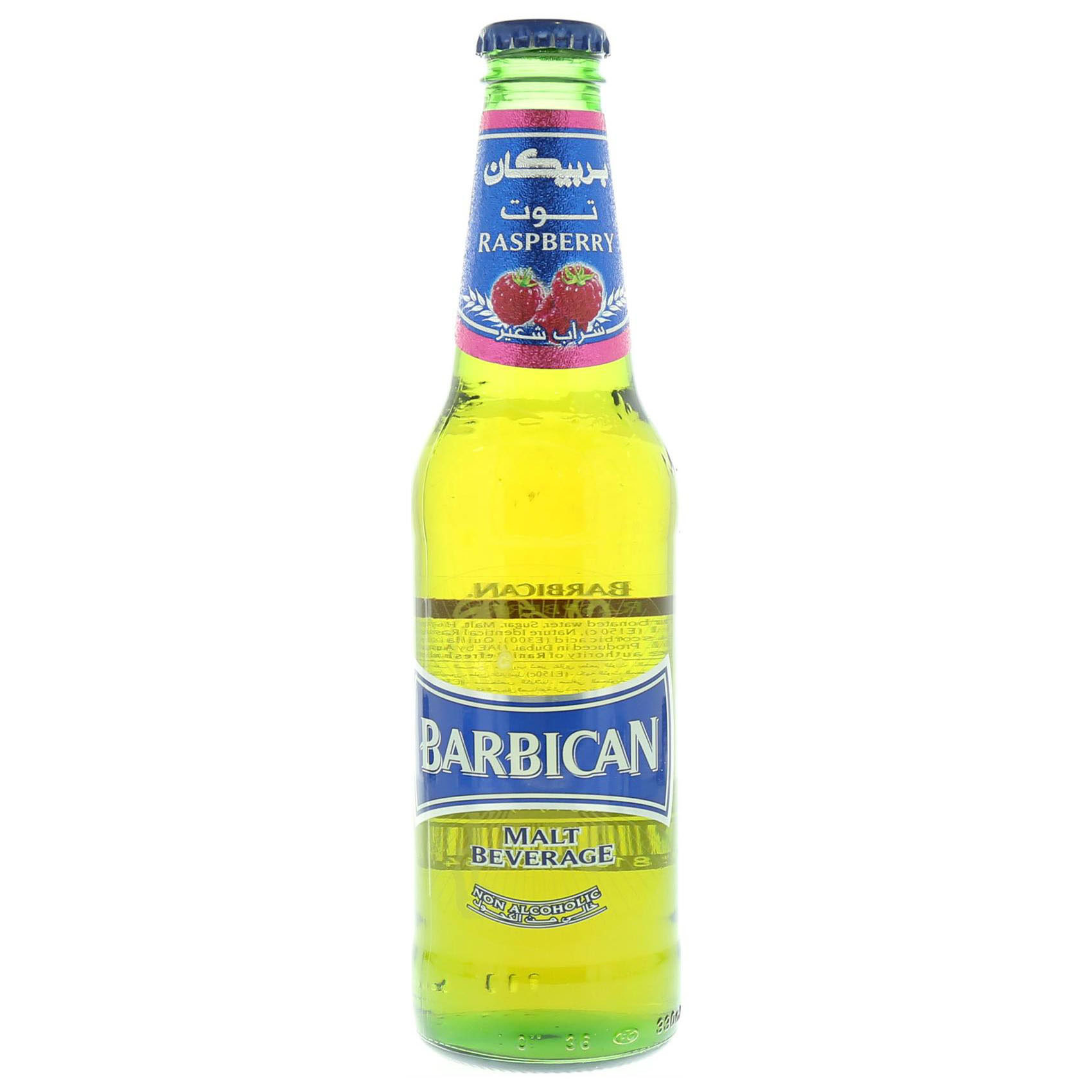 BARBICAN N/ALCO BEER R/BERRY330ML