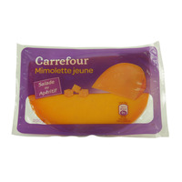 Carrefour Mimolette Cheese Portion 290g