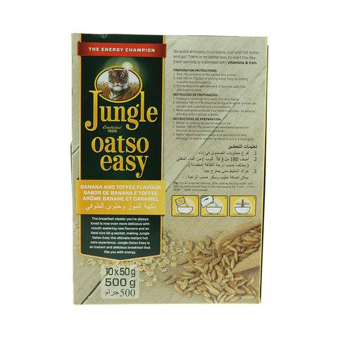 Jungle-Banana-&-Toffee-flavor-Oats-500g