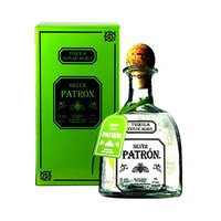 Patron Silver 40% Alcohol Tequila 37.50CL