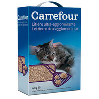 Carrefour Cat Food Compact 4Kg
