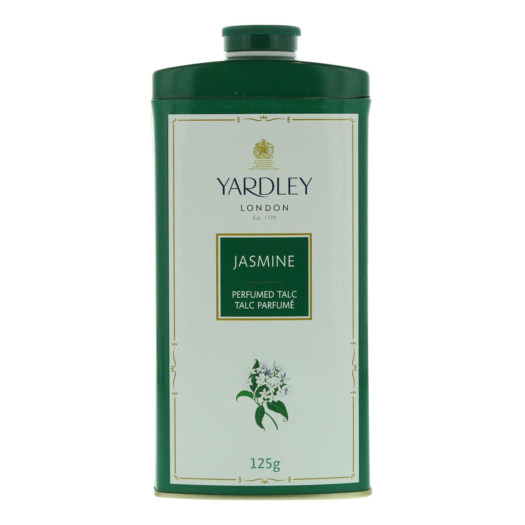 YARDLEY TALC JASMINE TALC 125GM