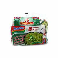 Indomie green chili fried noodles 85 g × 5