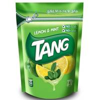 Tang Lemon & Mint Flavored Drink Powder 500g