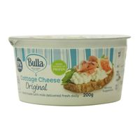 Bulla Cottage Cheese Original 200g