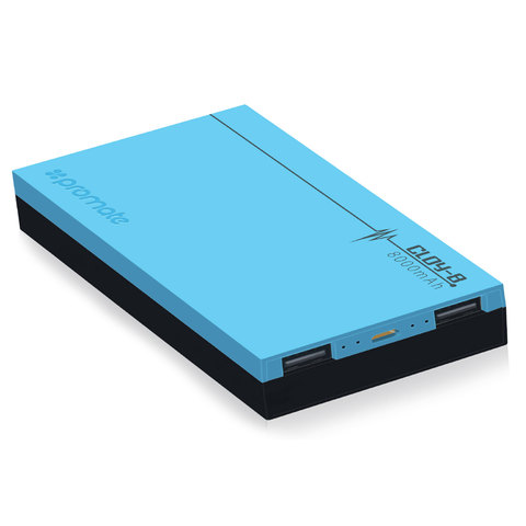 Promate-Power-bank-8000mAh-Cloy-8-Assorted