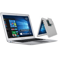 Touchmate Notebook 145 Z3735 2GB RAM 32GB SSD 500GB Hard Disk 14""""