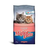 Miglior Gatto Chat Croquette Salmon 2KG