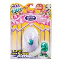 Little Live Pets S1 Dragon Single Pack Blue/Green