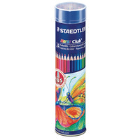 Staedtler Cylinder Coloring Pencil X24