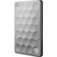 Seagate Hard Disk 2TB Ultra Slim Backup Plus Platinum
