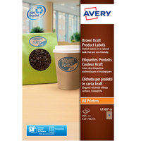 Avery Address Label L7163-100