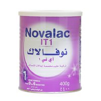 Novalac IT 1 Infant Formula Powder Milk 400g