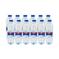 Carrefour N1 Mineral Water 0.5L X12
