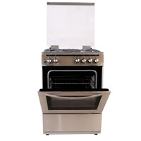 Hoover 60X60 Cm Gas Cooker FGC-66.02S