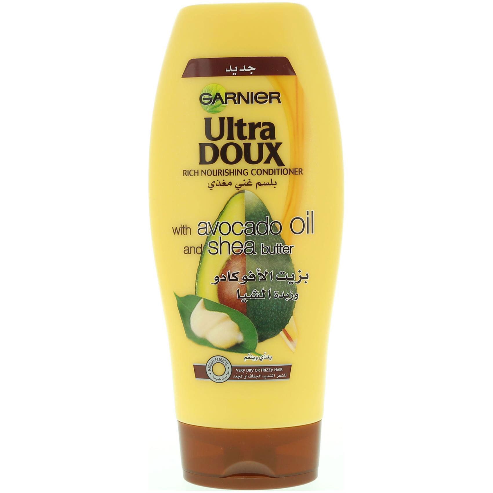 UD COND. AVOCADO OIL & SHEA 400ML