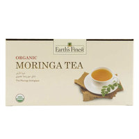Earth's Finest Organic Moringa Tea 37.5g