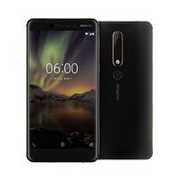 Nokia Smartphone 6.1 Plus TA-1116 Dual Sim Black