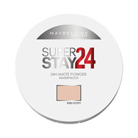 Maybelline Powder Super Stay Ivory No 10 + Concealer Free