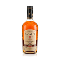 Bacardi 8 Years Old Rum 40%V Alcohol 70CL