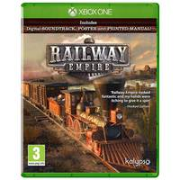 Microsoft Xbox One Railway Empire