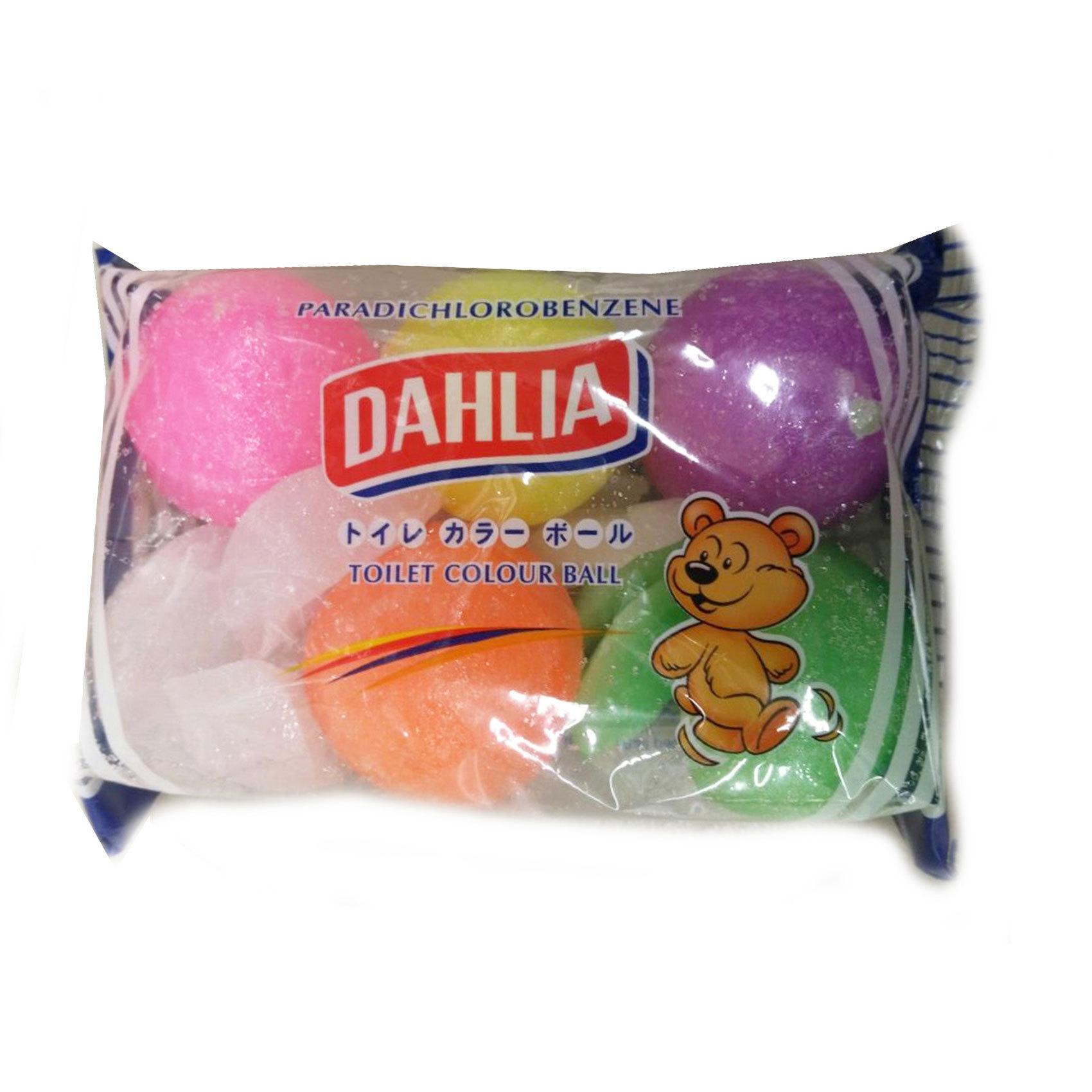 DAHLIA TOILET DEO BALLX6