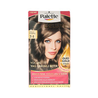 Palette Deluxe Ash Brown 7-1 50ML 2+1 Free