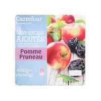كارفور كومبوت التفاح 100 جم × 4