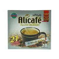 Alicafe Classic 2in1 Premix Coffee 20 Sachets