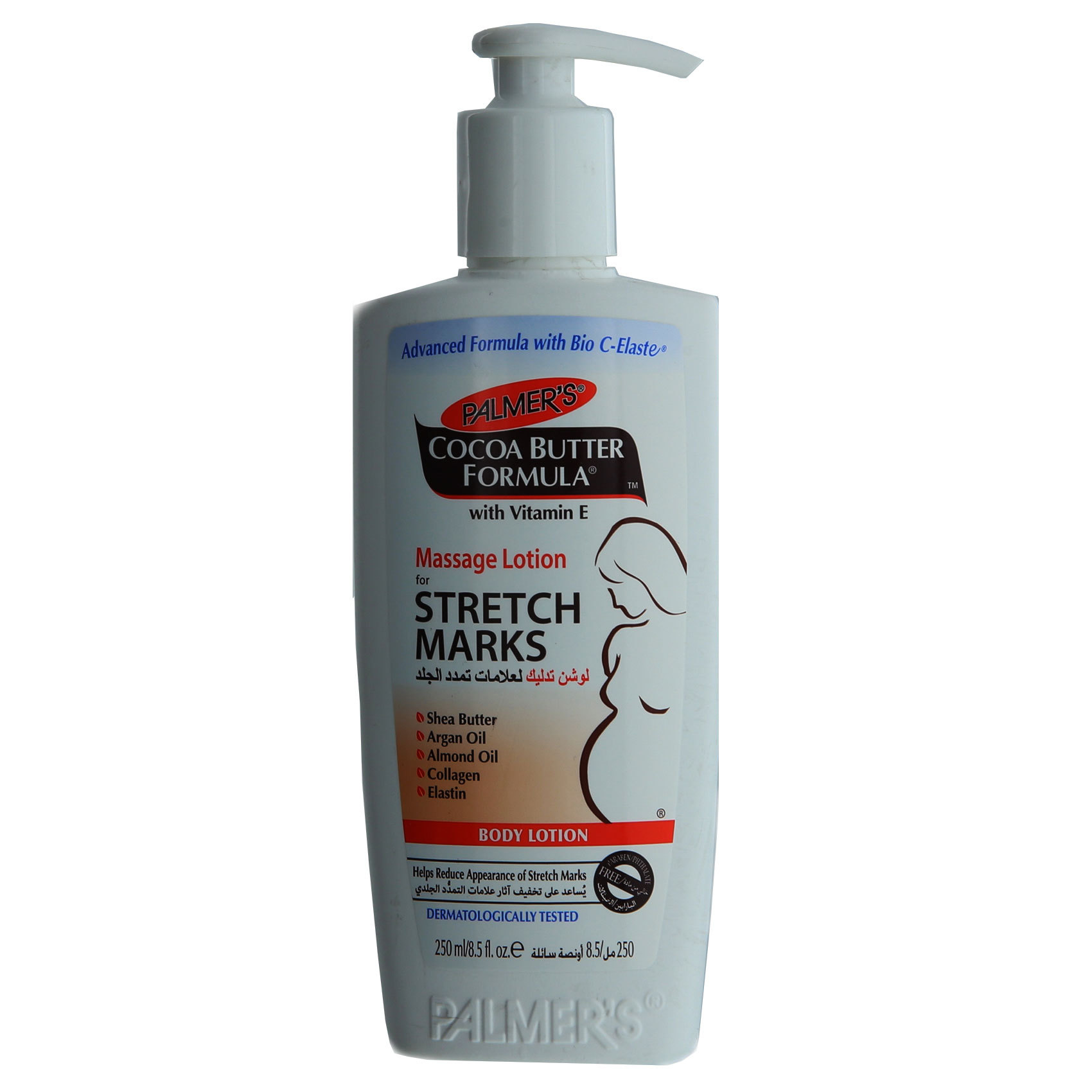 PALMERS STRETCH MARKS LTN 250ML