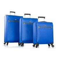 Heys Xero G 4W Trl 3Pcs Set Blue