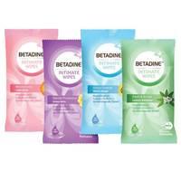 Betadine Intimate Wipes 10 Wipes x4