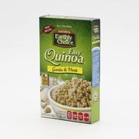 Earthly Choice Quinoa&Garlic 136 g