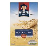 Quaker Oats 100% Wholegrain Rolled Oats 500g