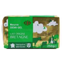 Carrefour Salted Butter 250g