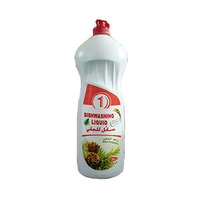 N1 Dishwashing Liquid Pine 1L