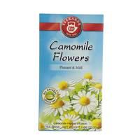 Teekanne Camomile Flowers Pleasant And Mild 20 Bags