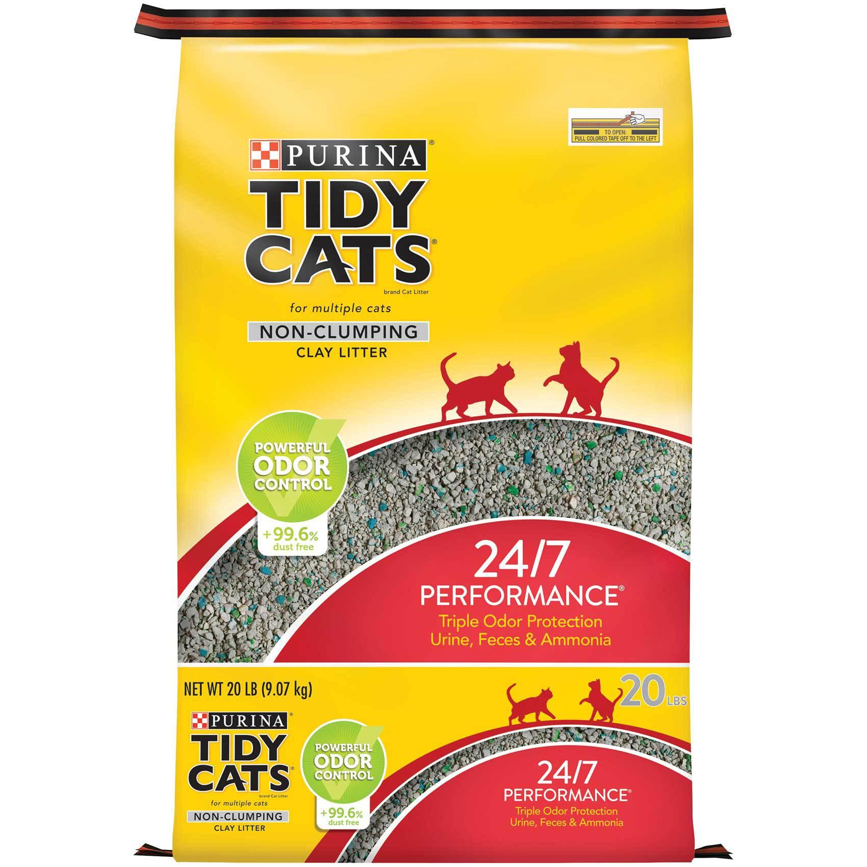 TIDY CATS LLOCF BAG 20LB 9.07KG