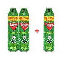Baygon  Dual Green 400ML 2+1 Free