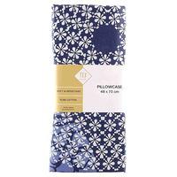 TEX Pillow Case 50x70Cm Dark Blue