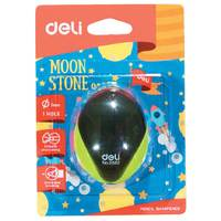Deli Sharpener Moon Stone Bls 1Pc
