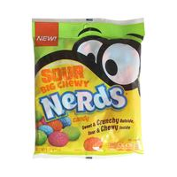 Nerds Candy Sour Big Chewy 170 Gram