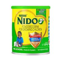 Nido 3+ Milk 1.8KG + Water Bottle