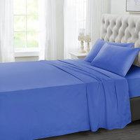 Tendance's Flat Sheet Double Sky Blue 205X240