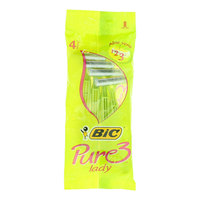 Bic Pure 3 Lady 4 Razors