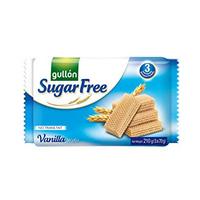 Gullon Wafer Vanilla Sugar Free 70GR