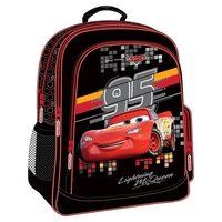 "Cars - Backpack 16"" Bk"