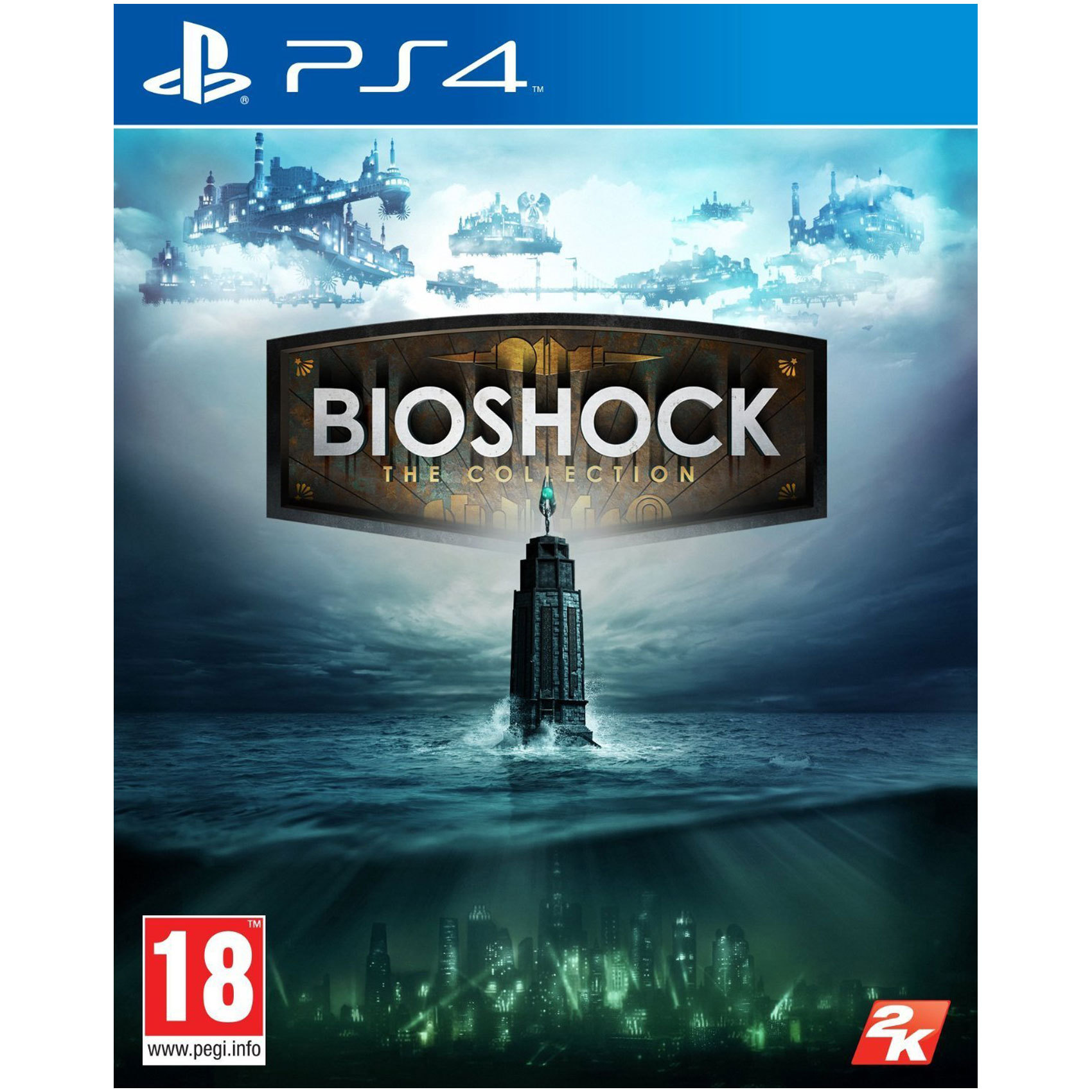 SONY PS4 BIOSHOCK: THE COLLECTION